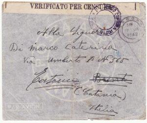 TANGANYIKA - ITALY..WW2 ITALIAN EVACUEE'S CAMP TABORA…