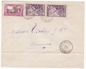 NEW CALEDONIA …WW2 COASTAL MARITIME SERVICE …