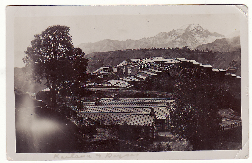[20260]  INDIA - GB……WW1 MILITARY MAIL from KAILANA CAMP, CHAKRATA …  1917 (May 11)