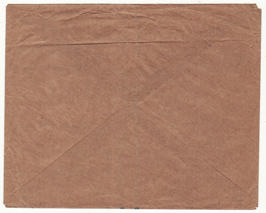 [20510]  KENYA - GB..WW2 EAST AFRICAN CENSORED HONOUR ENVELOPE…  1943 (Feb 21)