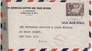 NEDERLAND WEST INDIES - USA …NORWEGEN SHIPPING & TRADE MISSION..